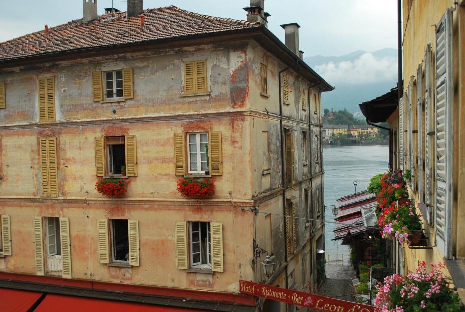 vanop het balkon (c) A design