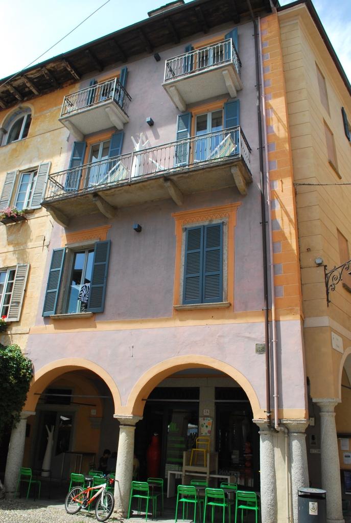hotel aracoeli op het marktplein (c) A design