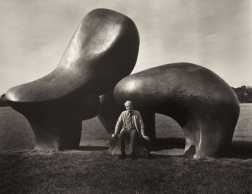 henry moore sheep piece