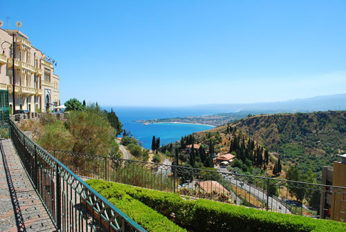 Sicilie--tAORMINA