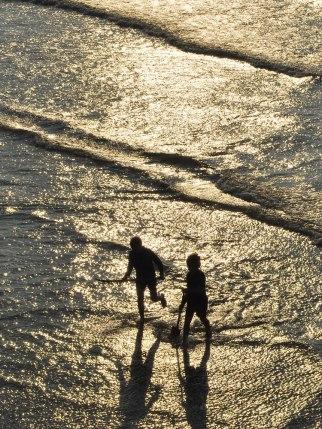 zee en strand