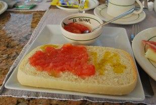 extraatje van de dag: Spaans ontbijtje