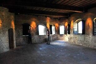 het castello van Serralunga