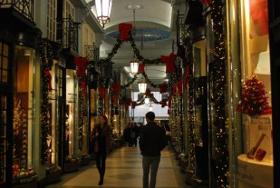 Burlington's Arcade