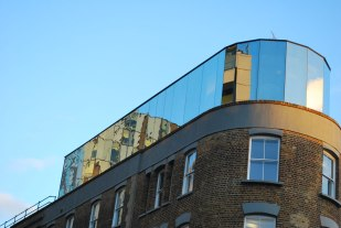 oud en nieuw in Euston road