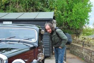 bij exclusieve oude inns horen ook bijpassende wagens
