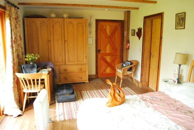 the orchard room: veel licht en zicht op de tuin