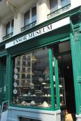 het antieke winkeltje van de oom van Ensor