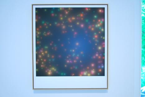 een sterrenhemel van kleur