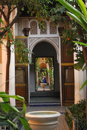 Bahia, of het 'glans'paleis