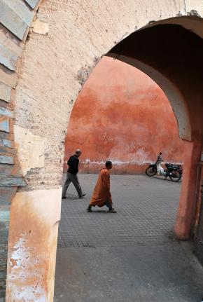 toegang tot de medina