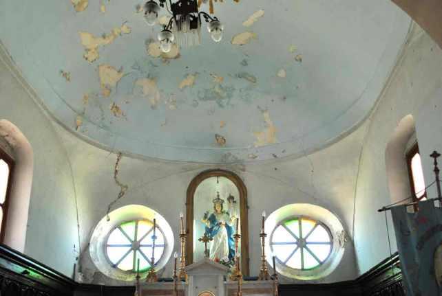 het smokkelaarskerkje
