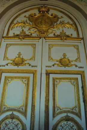 een gepimpte deur ; )