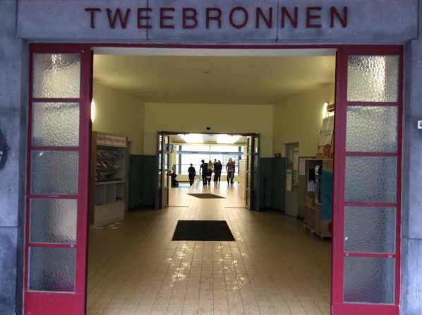 ingang Diestsestraat