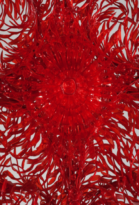 (c) Joana Vasconcelos Red Independent Heart