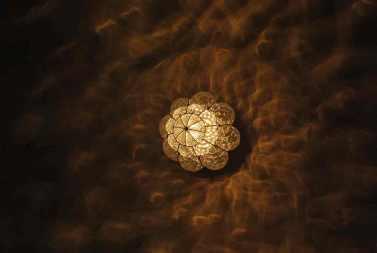 de typische Venetiaanse lampen