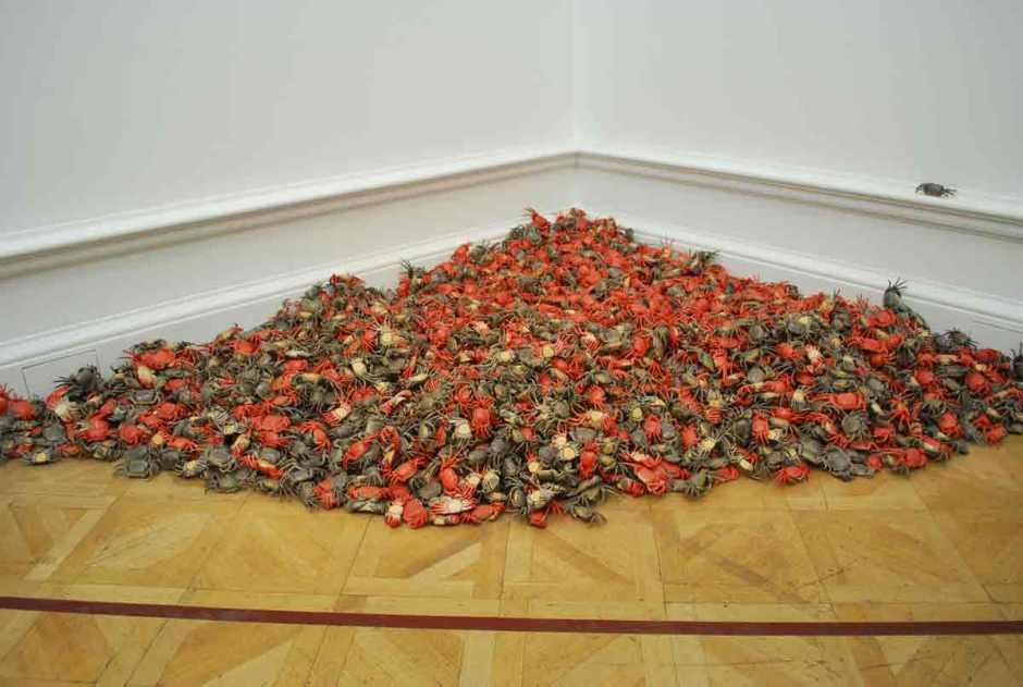 Crabs - He Xie, 2011 - 3000 stukjes harmonie