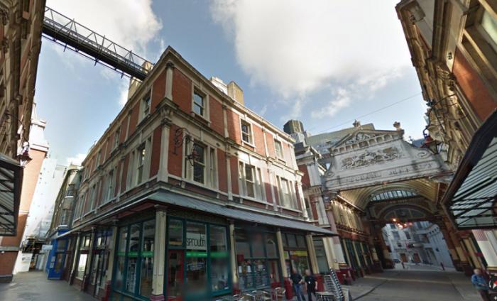 London_Glass_House_Entrance