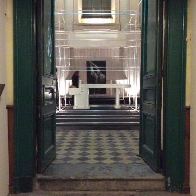 Architectuur als experiment, door Melvin Pattyn in het voormalige anatomisch theater
