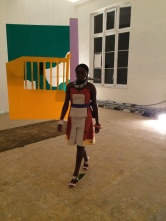 Modeshow door Kim Thaodee