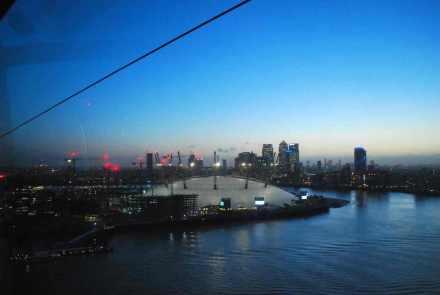 O2 - arena en de Docklands