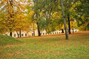 herfst in Skeppsholmen