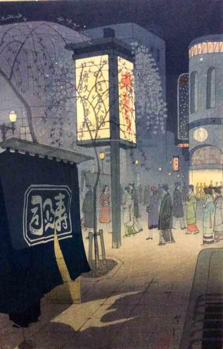 ukiyo-e Japanse prenten Brussel