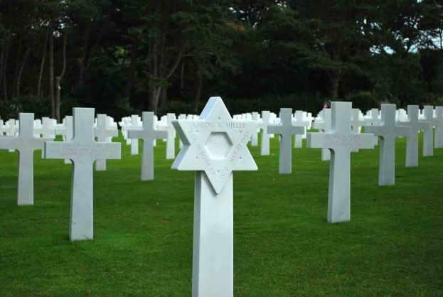 American Cemetery Omaha Beach