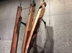 resten van de staalstructuur