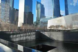 9/11 Memorial - indrukwekkend