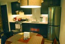 comfortabele keuken
