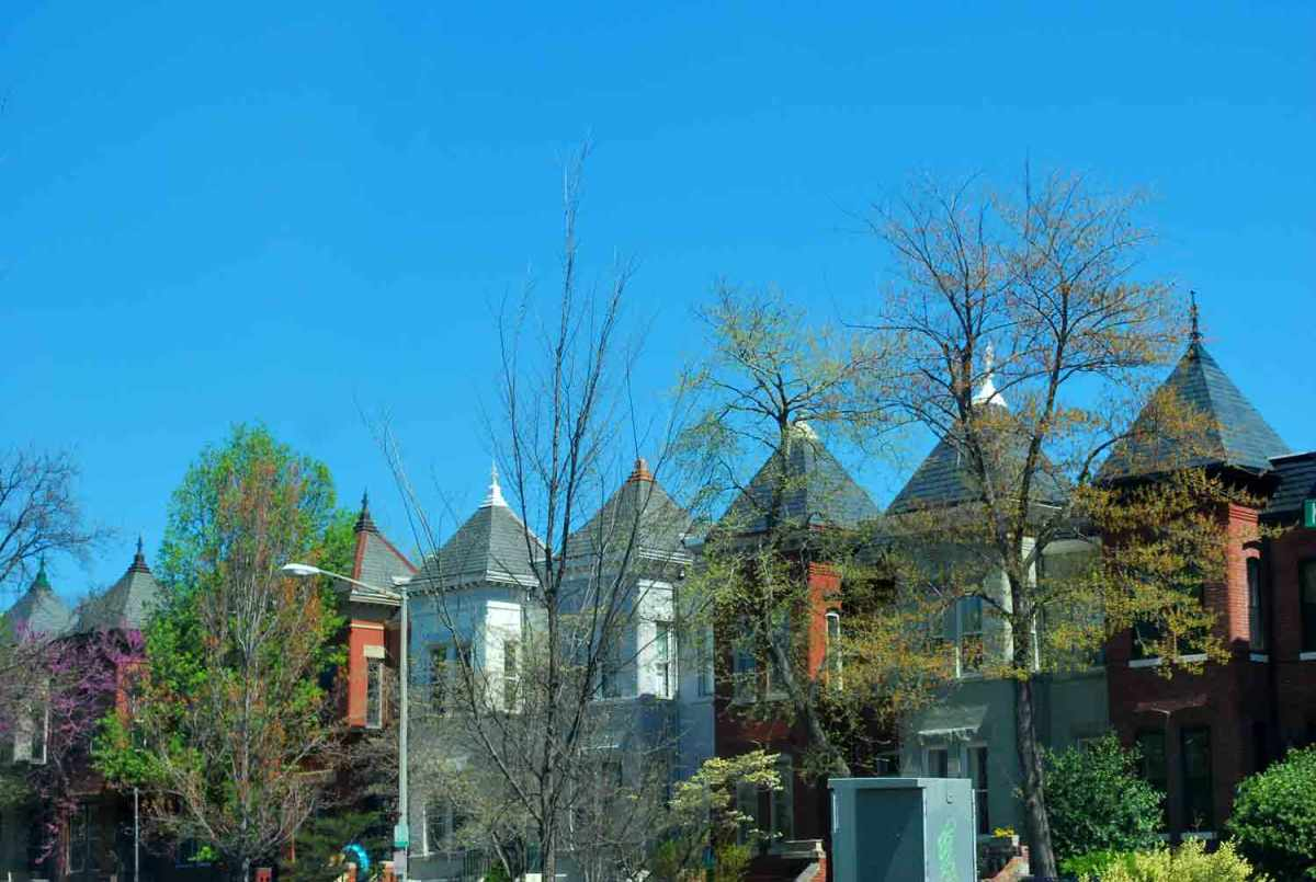 Capitol Hill, de gezelligste buurt om te logeren in Washington