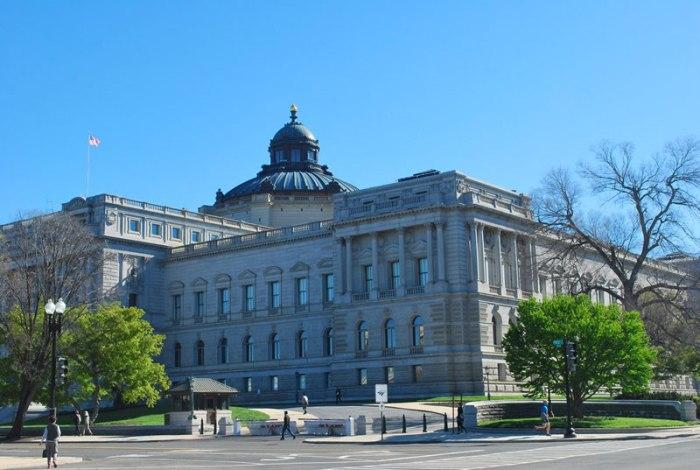 Library of Congress, Washington DC