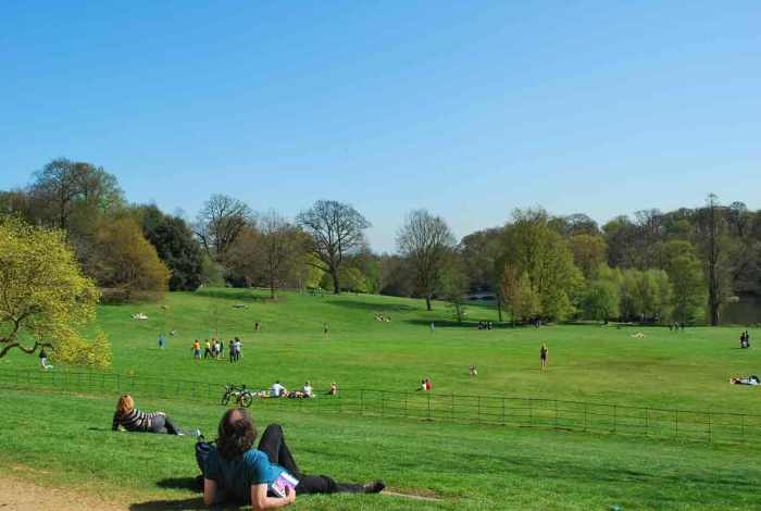 Londen Hampstead Heath
