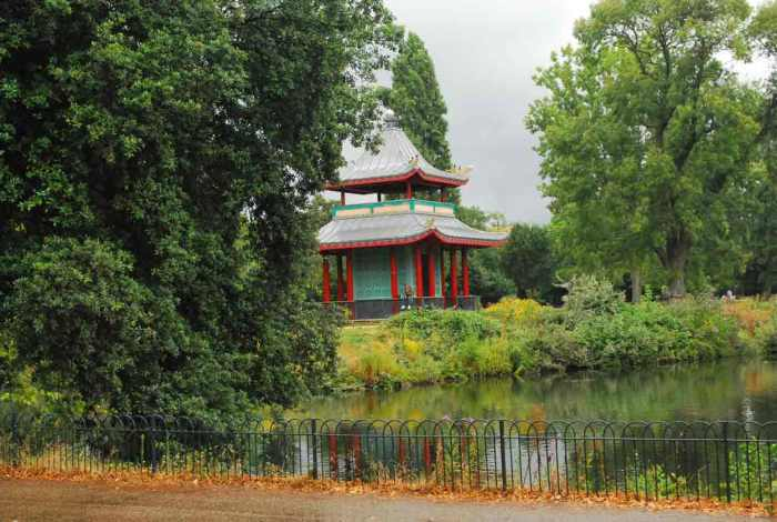 Londen Regent's Park