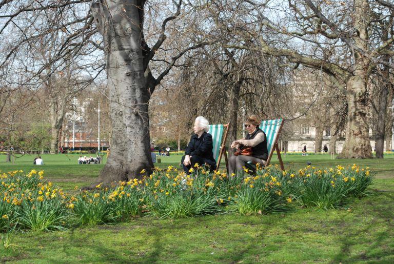 Londen St James's Park