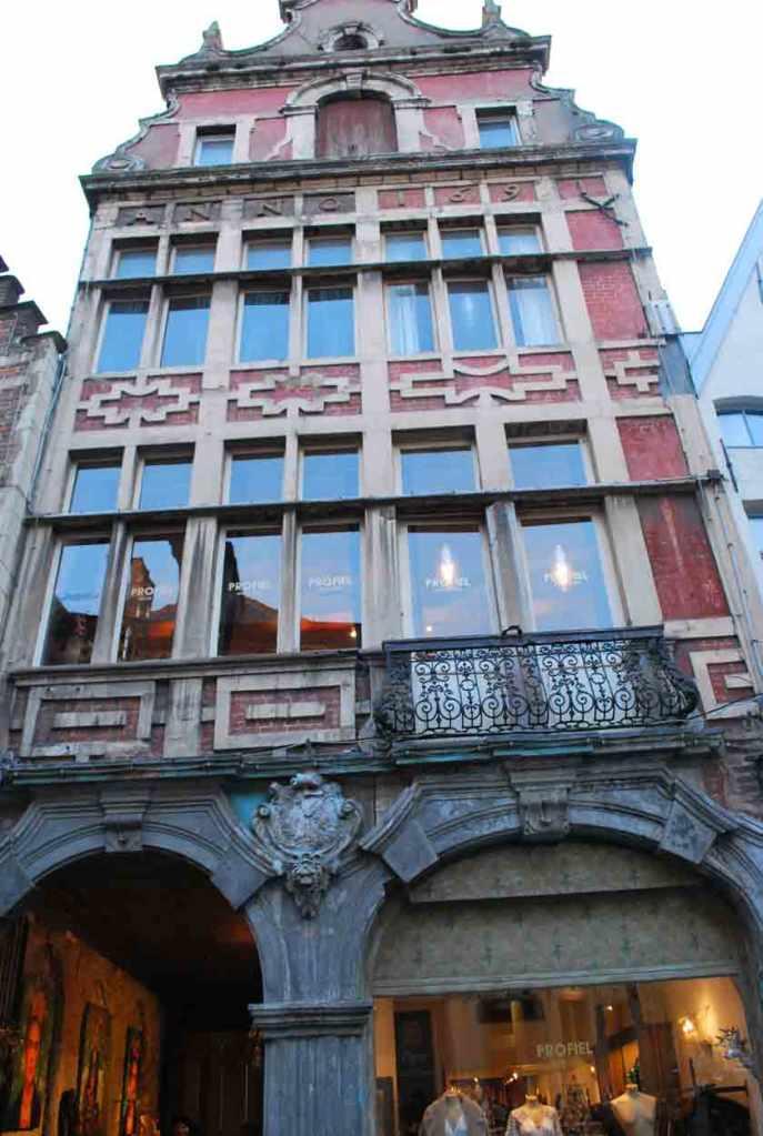 Leuven mechelsestraat