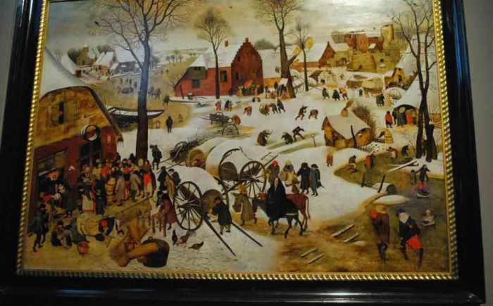 Antwerpen Breughel