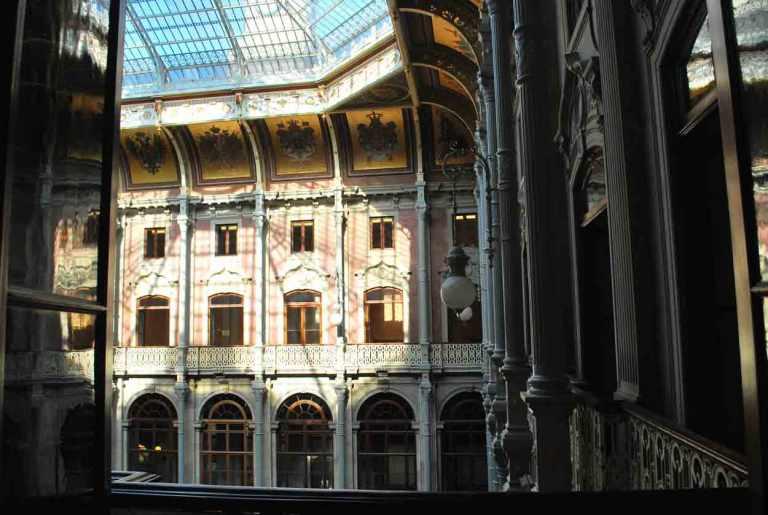 Palacio da Bolsa Porta