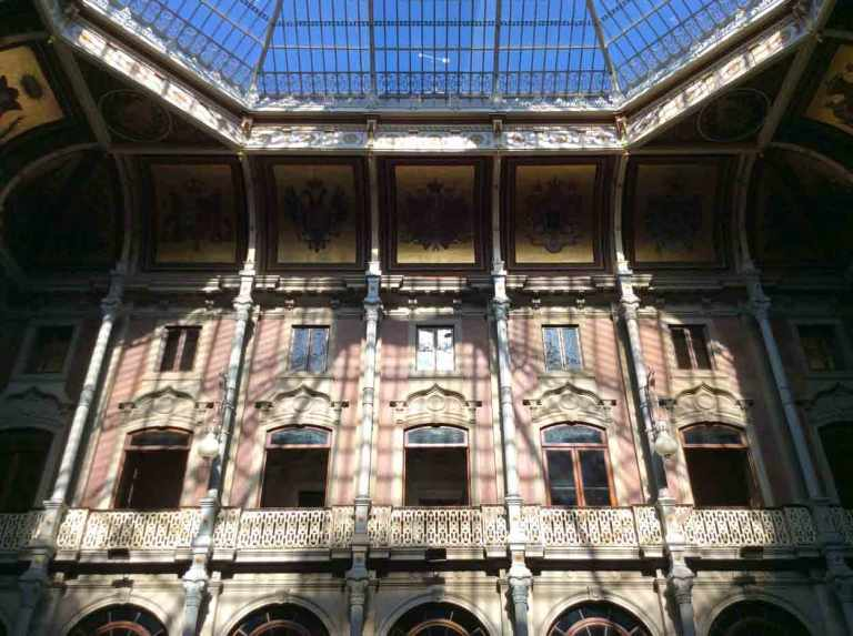 Porto Palacio da bolsa