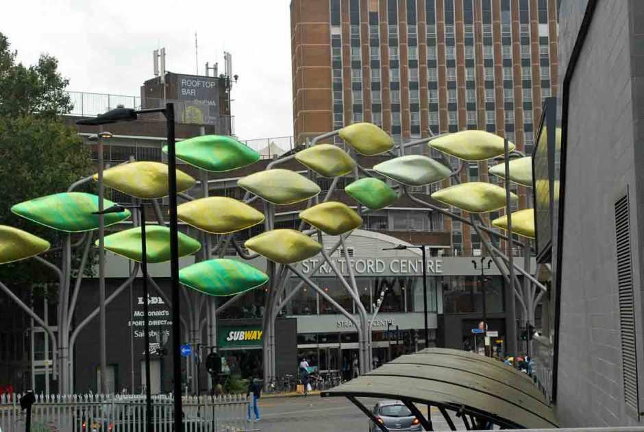 Londen Stratford