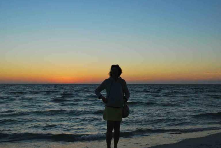 Florida Naples sunset