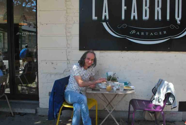 Brussel-La Fabrique Chatelain