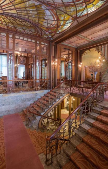 Hotel Solvay Brussel