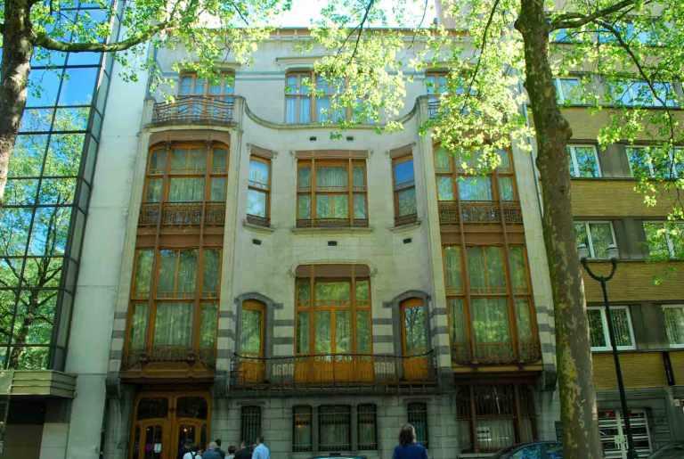 Hotel Solvay Louizalaan 422 Elsene