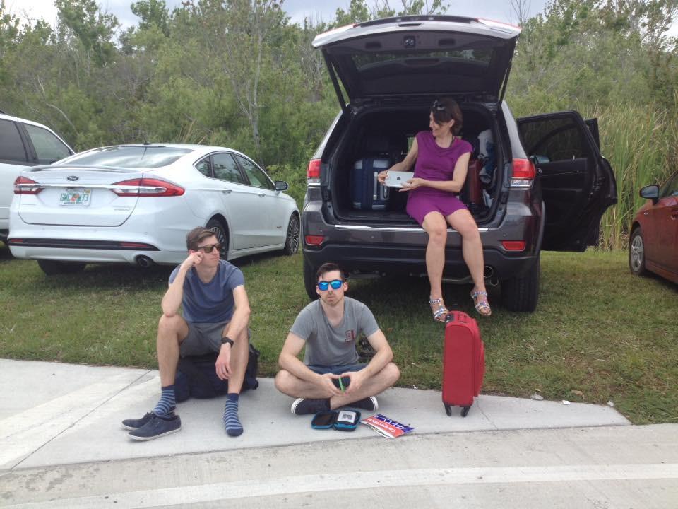 Orlando KSC rocketlaunch