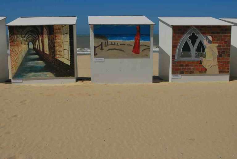Beaufort Belgische kust Koksijde