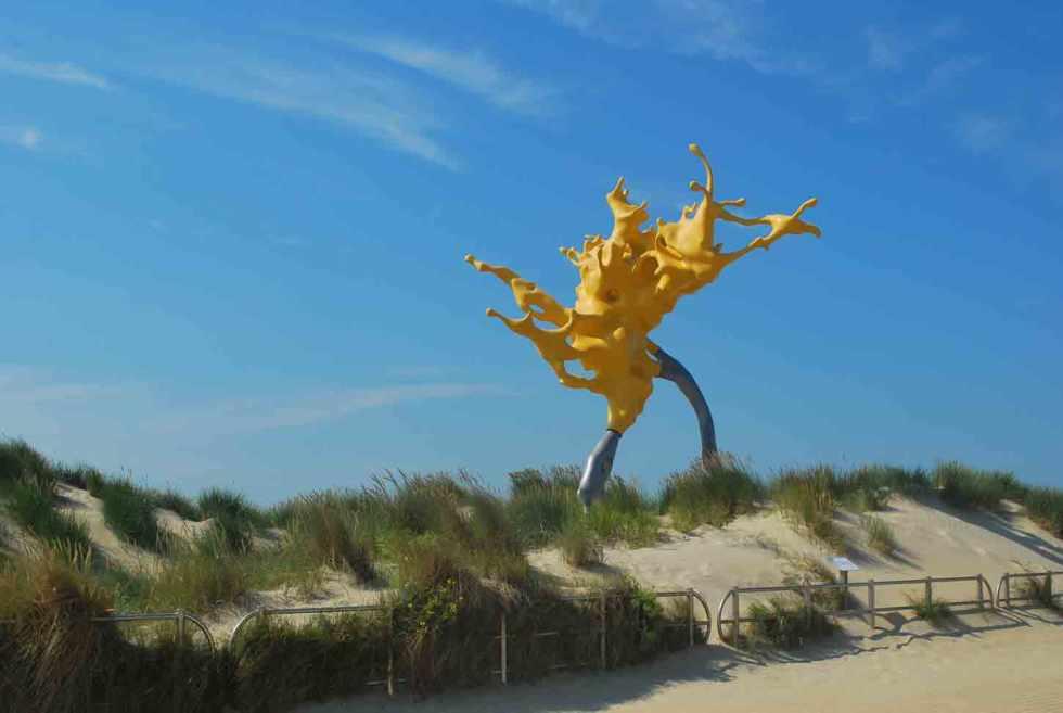 Beaufort Belgische kust