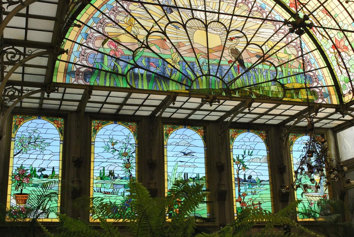 Uit-tip: de school met de mooiste art nouveau-wintertuin (OLV-Waver)